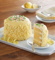 Sweet Lady Jane White Chocolate Lemon Cake