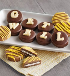 Get Well ChocolateCovered Cookies