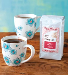 Spring Coffee and Mug Gift