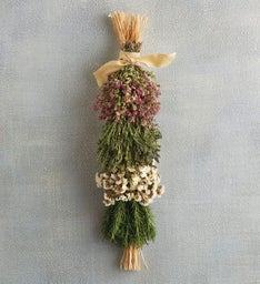 Culinary Herb Braid