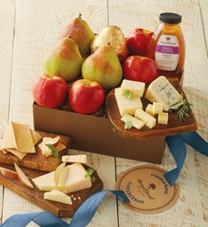 Food & Wine™ Fruit, Cheese, and Honey Gift