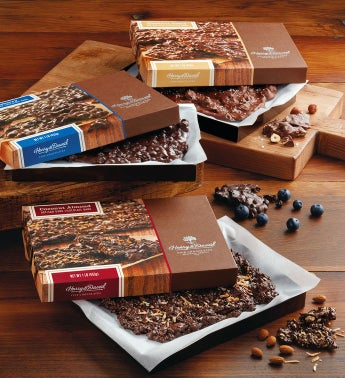 Artisan Chocolate Bark Collection