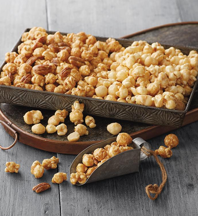 Moose Munch® Premium Popcorn – Butter Pecan and Macadamia Nut