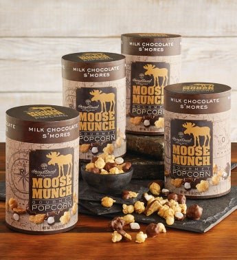 Limited Edition 4-Pack S'Mores Moose Munch®