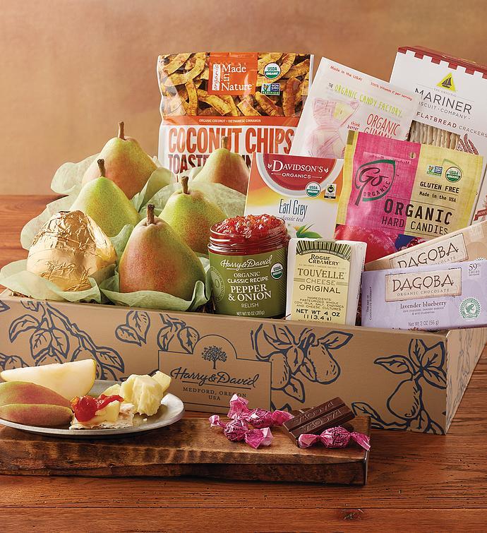 Get well ice cream assortment ice cream delivery harry david deluxe organic gift box negle Gallery