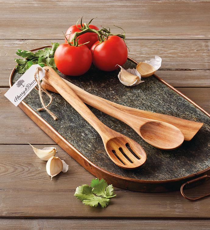 Acacia Cooking Utensils