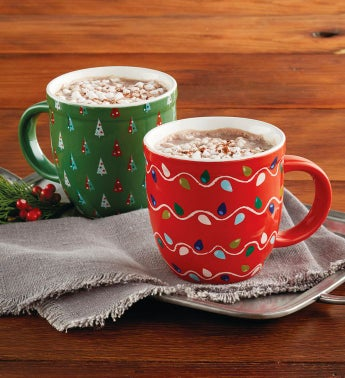 Whimsy Mug Set