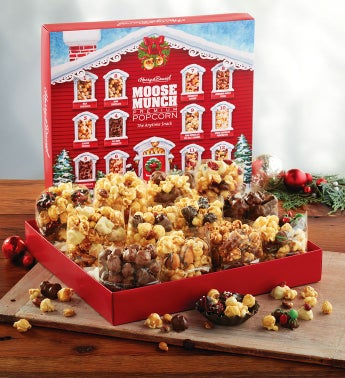 12 Days of Moose Munch® Premium Popcorn
