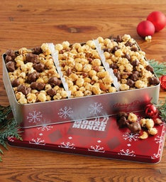 Moose Munch® Premium Popcorn Holiday Trio