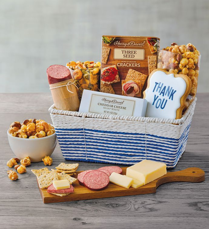 Thank You Gift Basket : delicious orchards gift baskets - medton.org