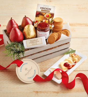 Food  Wine Holiday Gift