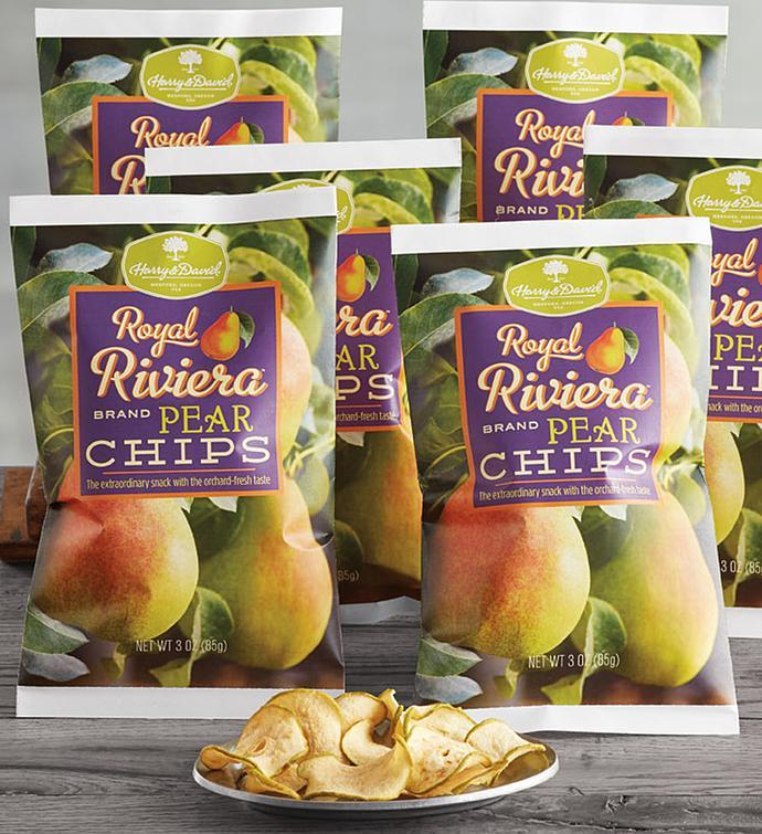 Royal Riviera Pear Chips