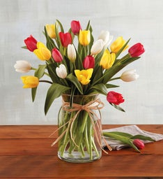 Harvest Tulip Bouquet