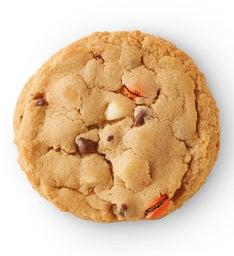 Orange Gem Peanut Butter Cookie