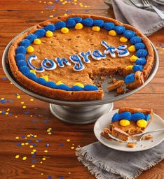 Congratulations Cookie Bark