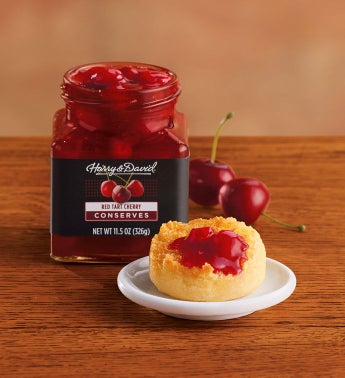 Red Tart Cherry Conserves