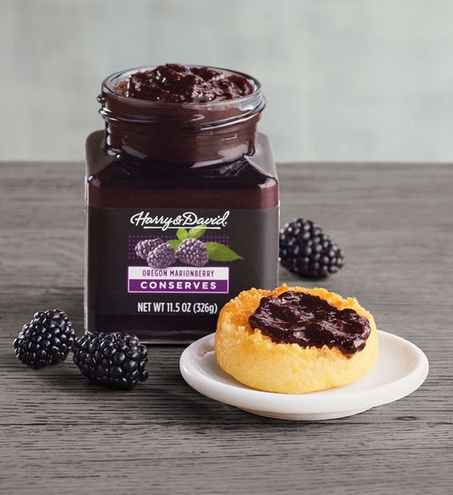 Oregon Marionberry Conserves