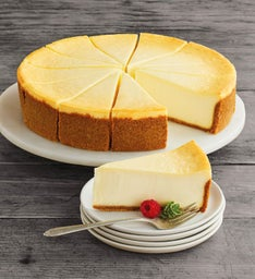 The Cheesecake Factory® Original Cheesecake - 10