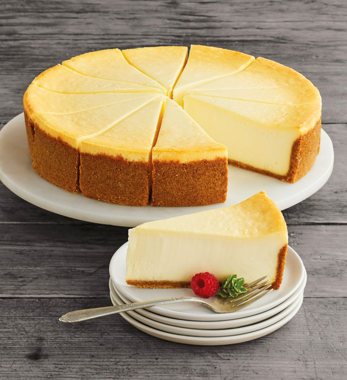 The Cheesecake Factory® Original Cheesecake - 10""