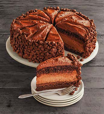 The Cheesecake Factory® HERSHEY'S® Chocolate Bar Cheesecake - 10""