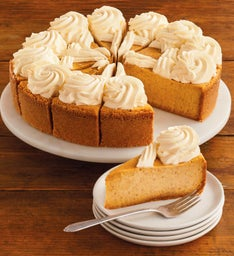 The Cheesecake Factory® Pumpkin Cheesecake - 10""