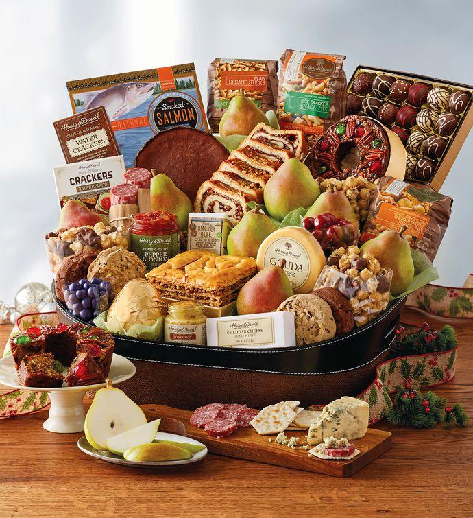 Supreme Hearthside Gift Basket | Gift Baskets | Harry & David