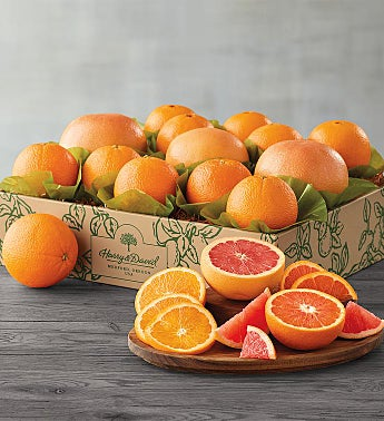Holiday Citrus Trio