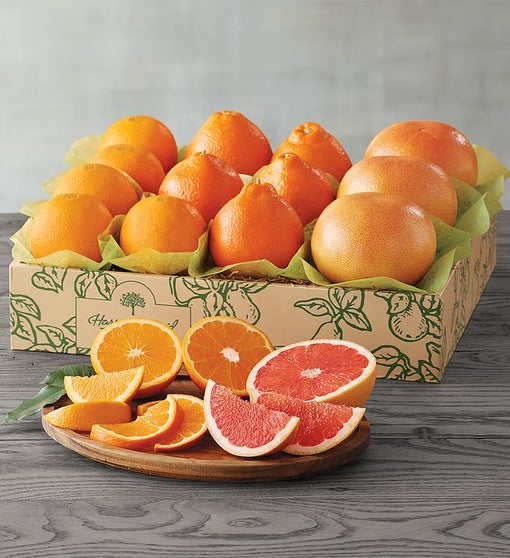 Winter Citrus Trio