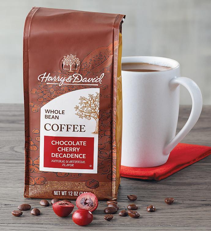 ChocolateCherry Decadence Coffee