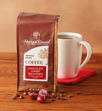 Chocolate-Cherry Decadence Coffee
