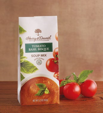 Tomato Basil Bisque Soup