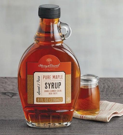 Grade-A Pure Maple Syrup