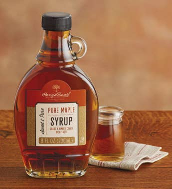 Grade-A Pure Maple Syrup