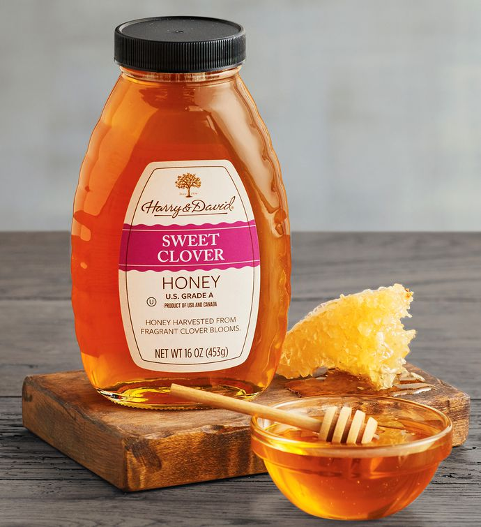 Sweet Clover Honey