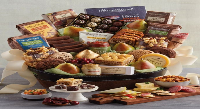 Christmas Gifts For Family Family Gift Baskets Harry David