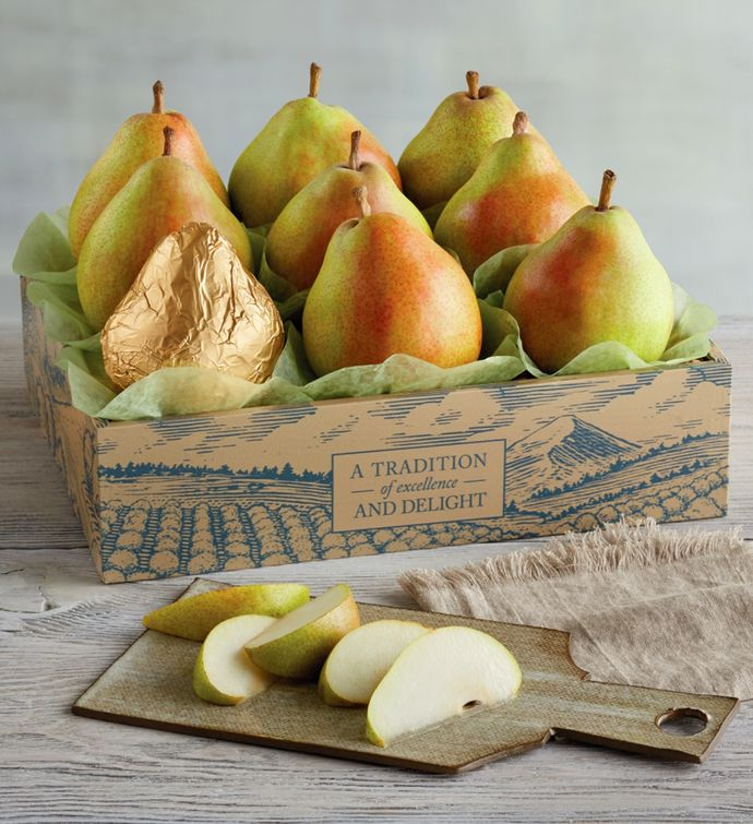 The Favorite Royal Riviera Pears