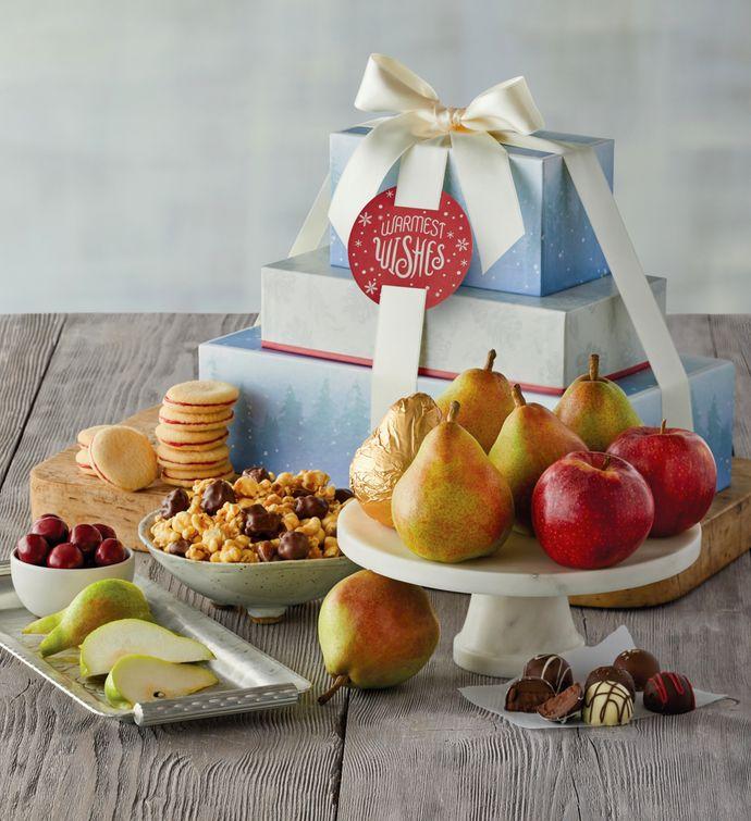 Christmas edible gifts uk tax