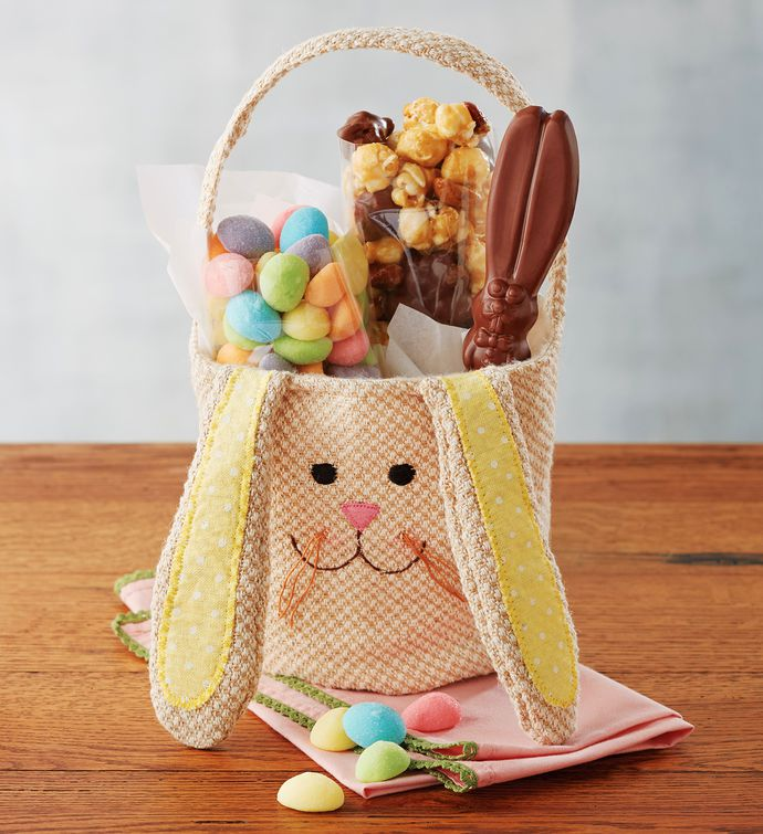 Easter baskets delivery easter gift baskets towers harry david easter gift tote negle Choice Image