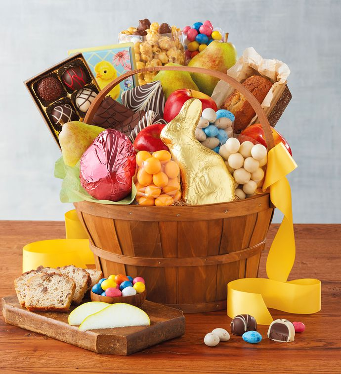 Grand easter gift basket easter basket delivery harry david grand easter gift basket negle Image collections