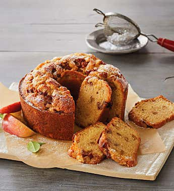Wolferman's® Apple Spice Cake