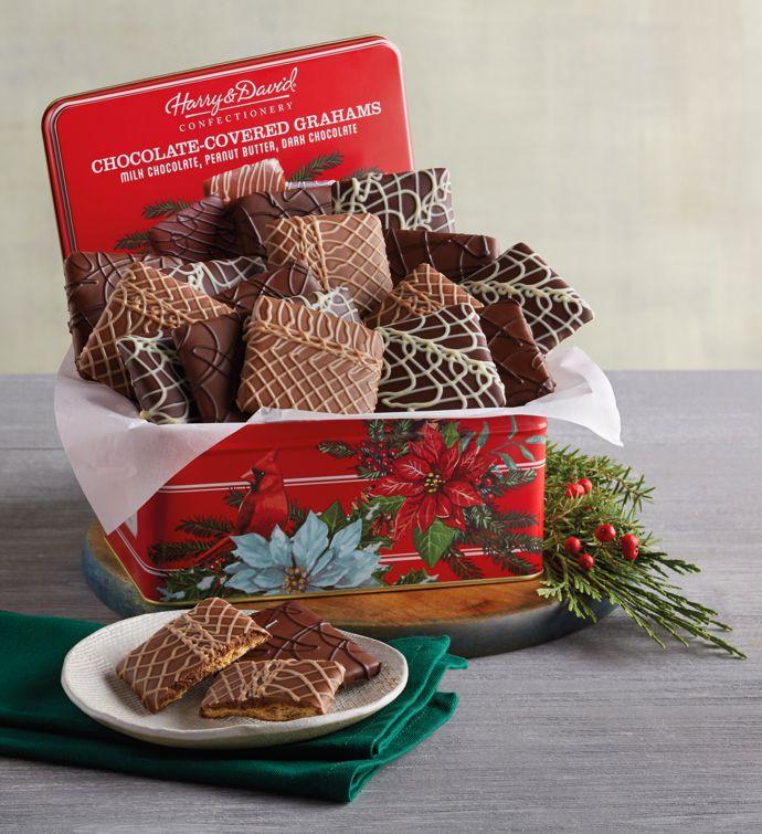 Chocolate Graham Crackers Dunmore Candy Kitchen: Chocolate-Covered Graham Crackers