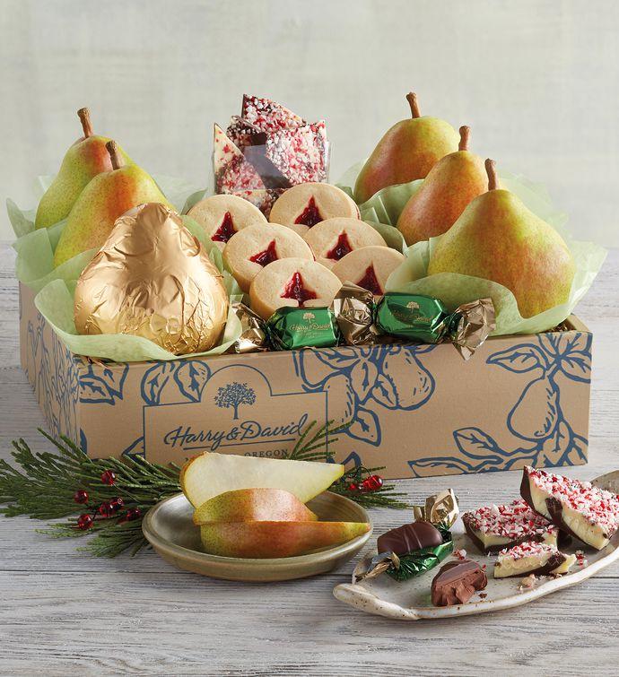 Christmas Gift Box | Christmas Food Gifts | Harry & David