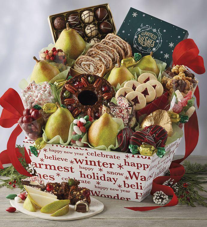 grand christmas gift basket
