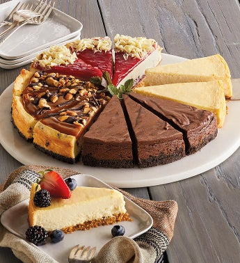 Cheesecake Party Wheel SnipeImage