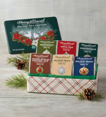 Holiday Tea Assortment