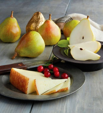 Royal Riviera® Pears and Manchego Cheese