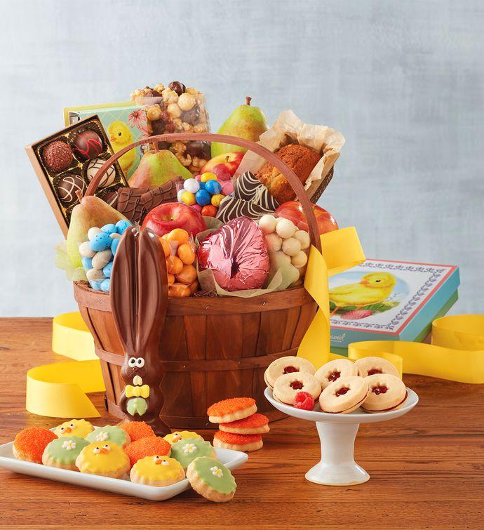 Easter gift basket supreme easter baskets delivery harry david supreme easter gift basket negle Gallery