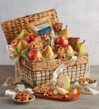 Birthday Picnic Gift Basket