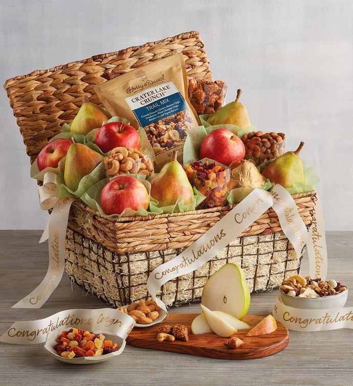Congratulations Picnic Gift Basket