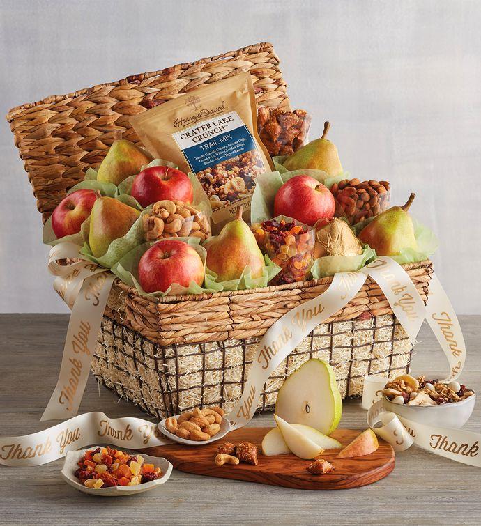 Thank You Picnic Gift Basket
